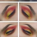 11 مدل آرایش چشم