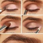 آموزش آرایش چشم (2)