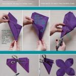 آموزش تصویری تزئین هدیه (3)