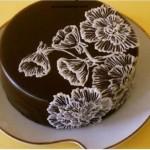 آموزش تصویری تزئین کیک
