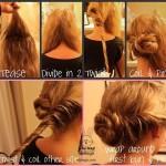 آموزش تصویری درست کردن مو (1)