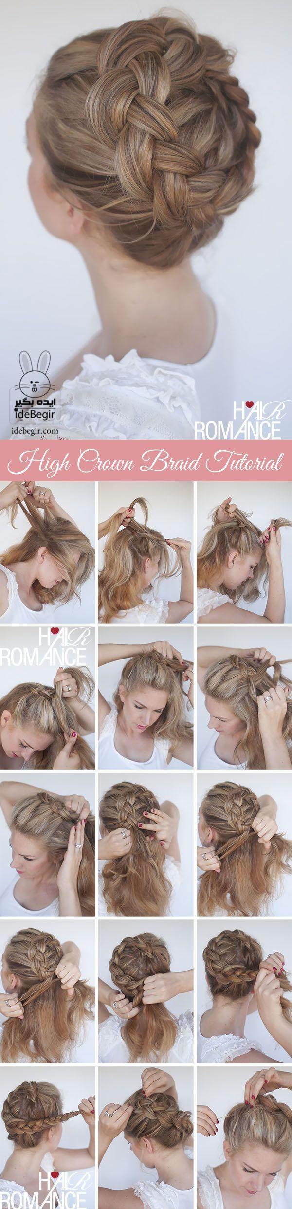 آموزش تصویری درست کردن مو (4)