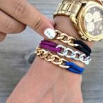 3 آموزش تصویری درست کردن دستبند