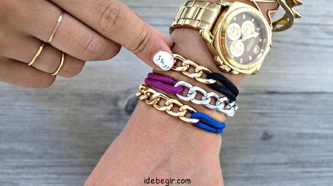 آموزش تصویری ساخت دستبند (1)