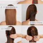 آموزش تصویری سه مدل مو (9)