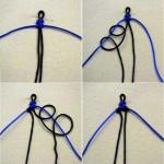 آموزش تصویری درست کردن 5 مدل دستبند