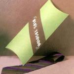 آموزش ساخت جعبه مخصوص کراوات و دستمال گردن