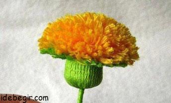 اموزش درست کردن گل (2)