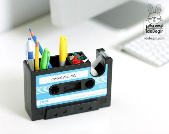 ایده-خلاقیت-کاردستی-نوار-کاست (3)