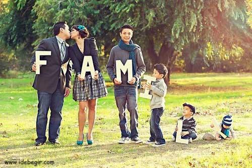 ایده عکاسی خانوادگی (6)