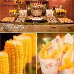 تزئین خوراکی برای جشن (1)