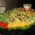 تزئین خوراکی برای جشن (4)
