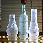 تزئین شیشه