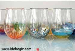تزئین شیشه (2)