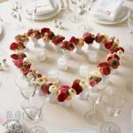 8 ایده برای تزئین میز مهمانی