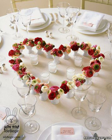 تزئین میز جشن (1)