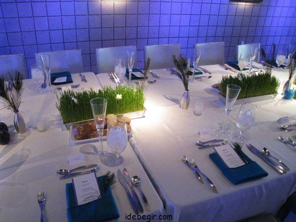 تزئین میز - سبزه-عید (6)