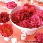 میزی زیباتر با چیدمان گل