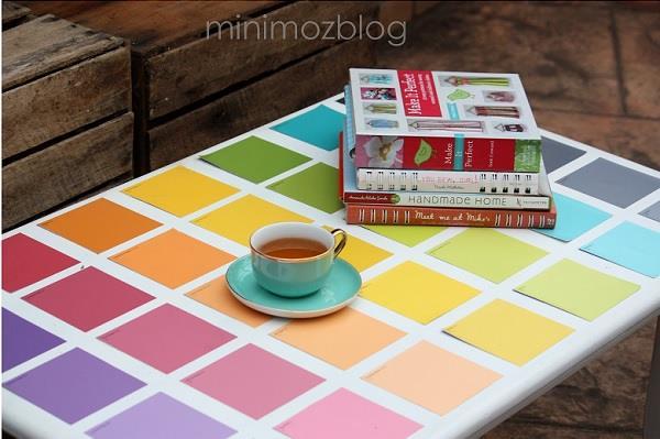تزئین-میز