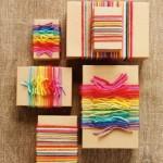 8 ایده برای تزئین کادو