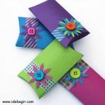 11 ایده برای تزئین کادو