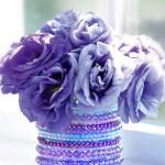 تزئین گلدان (6)
