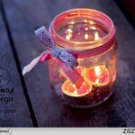 آموزش تصویری یه جا شمعی زیبا