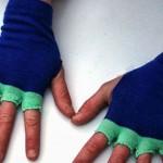 آموزش تصویری درست کردن 4 مدل دستکش