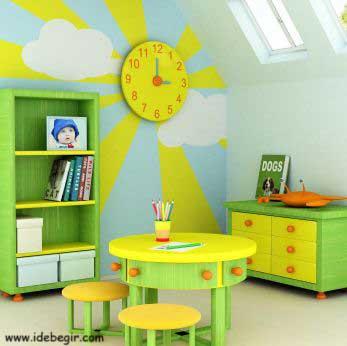 دکوراسیون اتاق بچه (8)