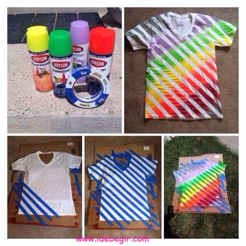 رنگ کردن لباس ها (1)
