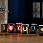 9 ایده شمعی برای روز عشق