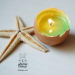 8 ایده برای جای شمع