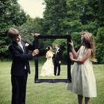 عکاسی عروسی با ساقدوش ها (11)