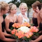 عکاسی عروسی با ساقدوش ها (2)