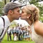 عکاسی عروسی با ساقدوش ها (3)