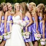 عکاسی عروسی با ساقدوش ها (4)