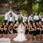 عکاسی عروسی با ساقدوش ها (5)