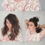 آموزش تصویری 3 نوع مدل مو