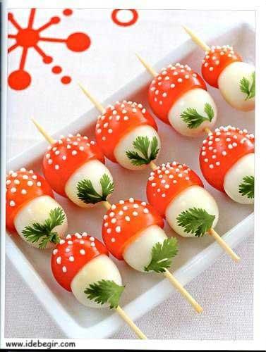 عکس- تزئین خوراکی ها (2)