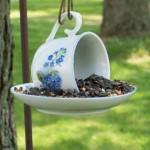 5 ایده برای ظرف غذای پرندگان