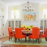 عکس-نارنجی-دکوراسیون داخلی (4)