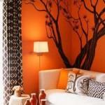 عکس-نارنجی-دکوراسیون داخلی (8)