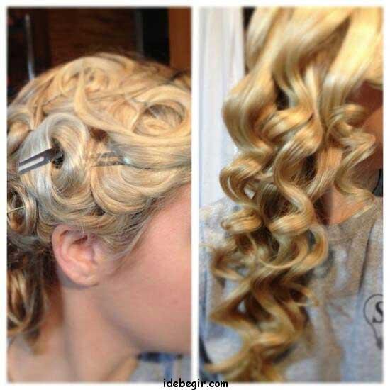 فر کردن مو (2)