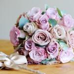 10 مدل دسته گل عروس