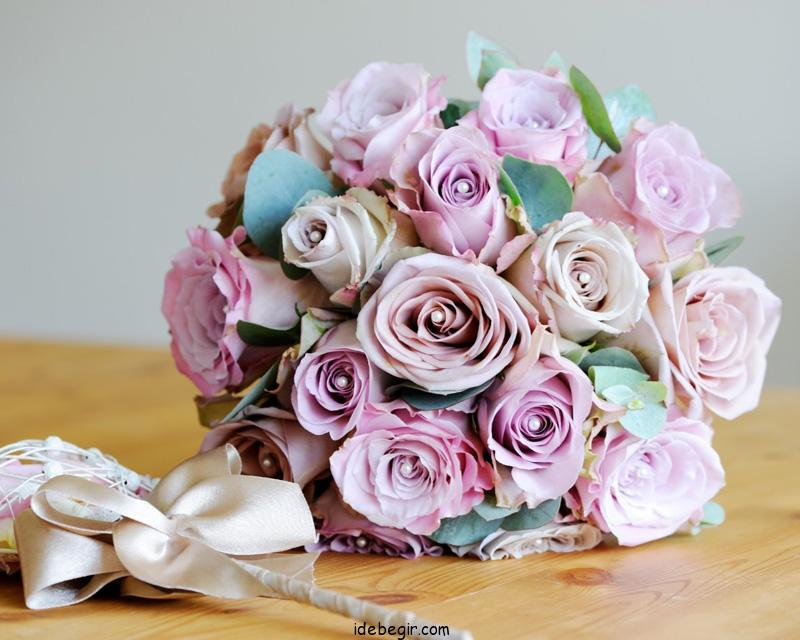 مدل دسته گل عروس (7)