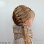 8 مدل مو برای دختربچه ها