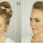 11 ایده برای تزئین مو با پاپیون