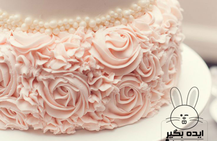 مدل کیک عروسی-عروسی (3)