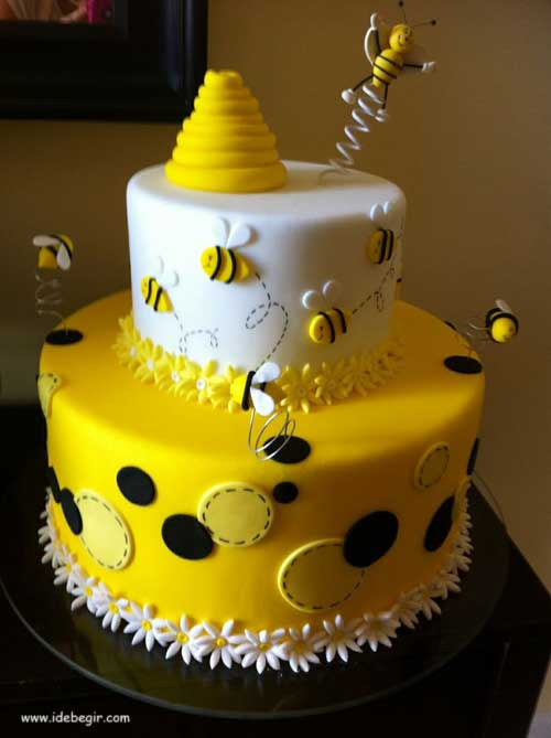 مدل کیک - عکس (5)