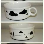 نقاشی روی ظرف (10)